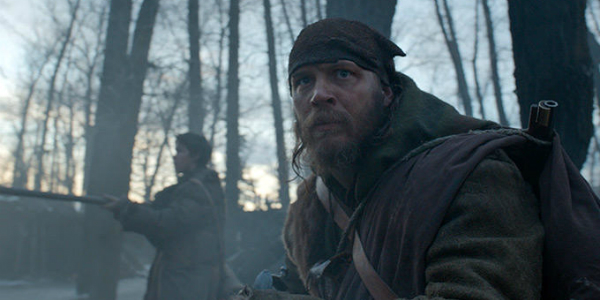 Bobby Rivers TV: Bear with Leo in THE REVENANT