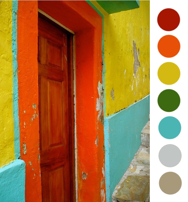Diy Home Design Ideas Com: House Colours Exterior Ideas