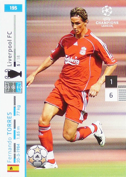Panini 97 Clemens Fritz Werder Bremen UEFA CL 2007//08