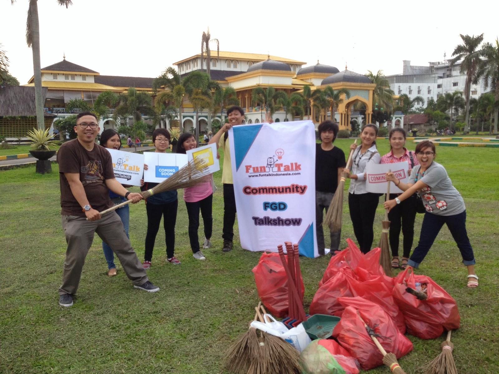 FunTalk Indonesia - Bersama Kita Pintar