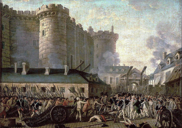 What are the causes of French Revolution? Discuss the impact of French Revolution.