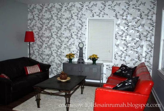 Semoga Artikel Tentang Wallpaper Ruang Tamu Ini Menambah Wawasan Anda Dan Menginspirasi Dalam Mendesain