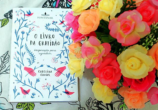 Frases do livro: O livro da gratidão