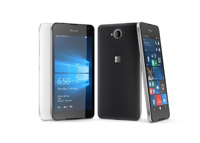 Microsoft's Lumia 650