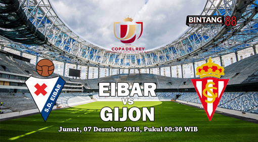 Prediksi Skor Bola Eibar Vs Sporting Gijon 7 Desember 2018