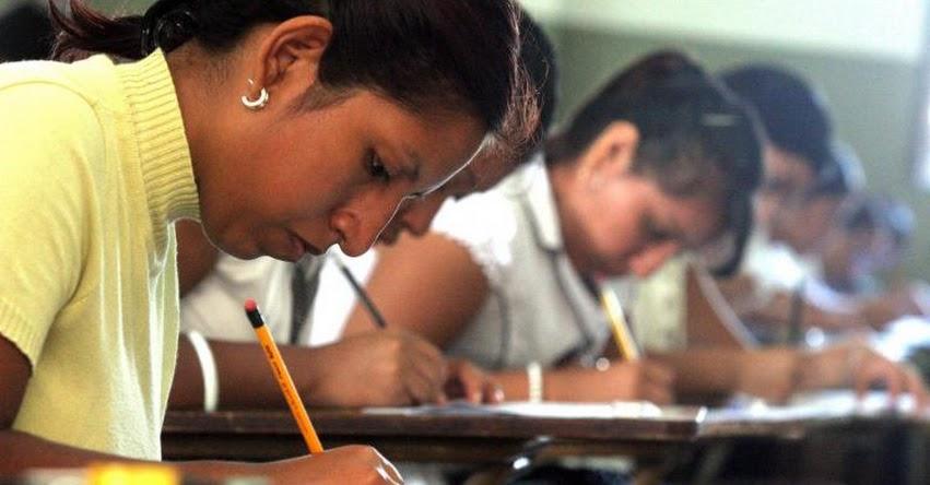 MINEDU: Más de 140 mil docentes rendirán hoy examen para ascender en la escala magisterial - www.minedu.gob.pe