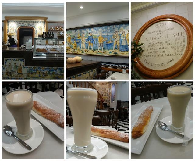 Onde beber horchata em Valência