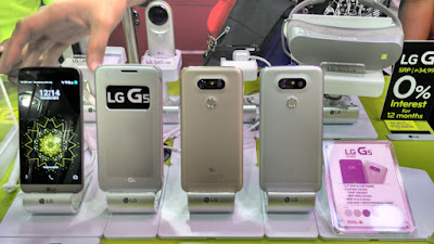 LG G5 and Friends Hit the Philippines