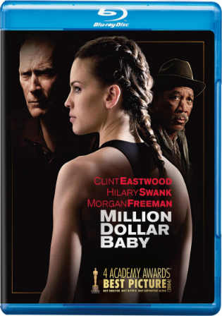 Million Dollar Baby 2004 BluRay 400MB Hindi Dual Audio 480p Watch Online Full Movie Download bolly4u