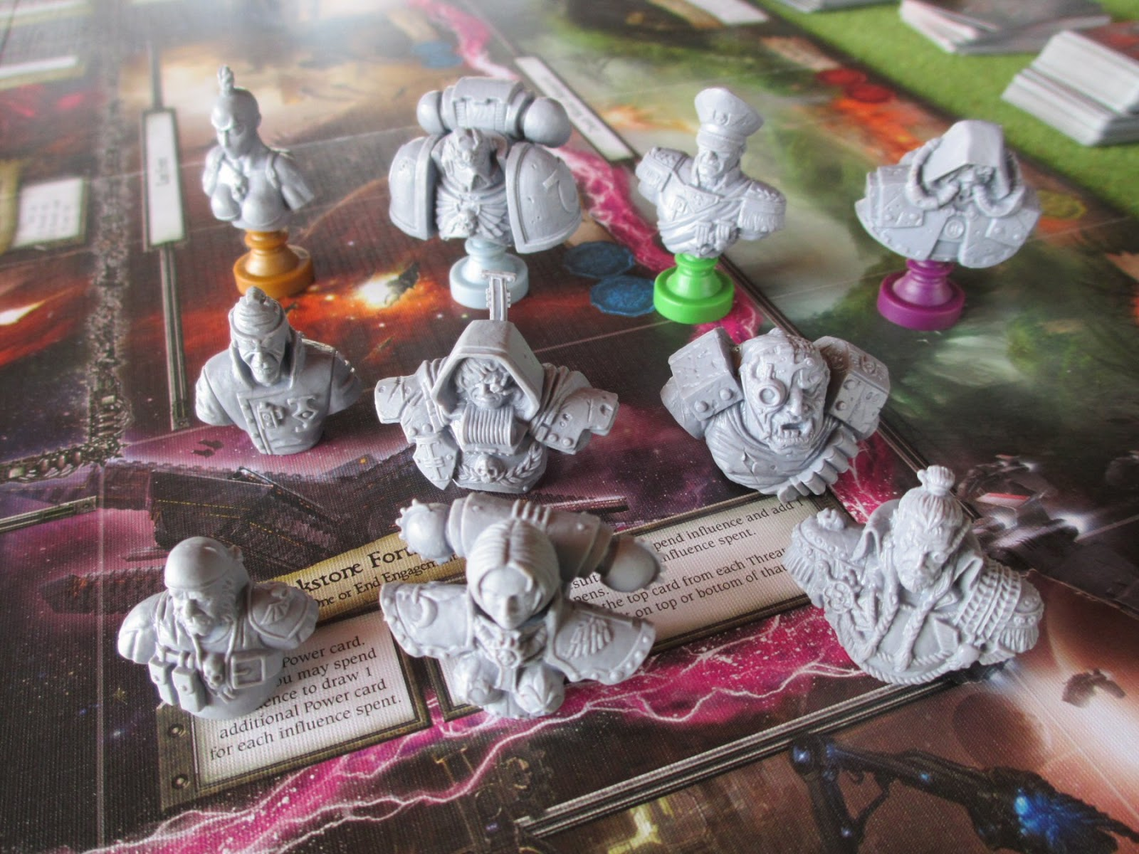 Atomic Warlords: Relic has arrived