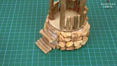 usaha kayu