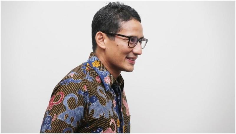 Sandiaga Uno, cagub DKI Jakarta dari Gerindra