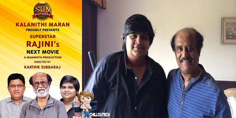 Rajinikanth and Jigarthanda director Karthik Subbaraj next project and under Sun pictures banner.