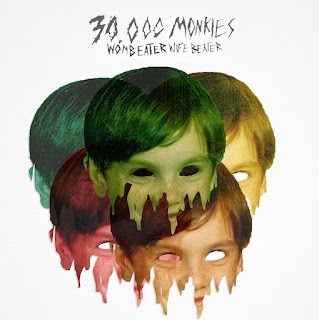 30,000 Monkies - Womb Eater Wife Beater