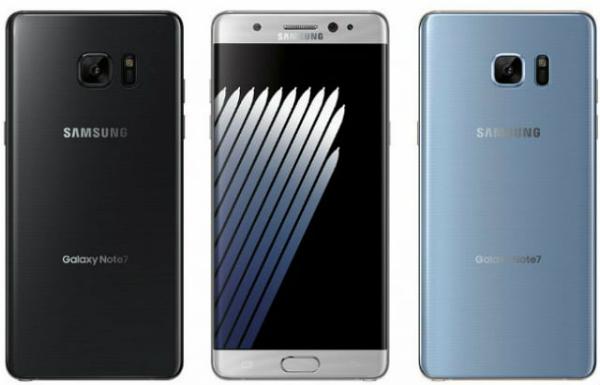 رسميا: سامسونغ تكشف عن هاتف غالاكسي نوت 7