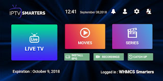 تحميل IPTV Smarters Pro v2.0.4 [AdFree] Apk مجانا