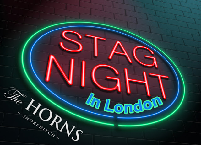 stag nights in London