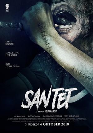 FILM SANTET (04 Oktober 2018)