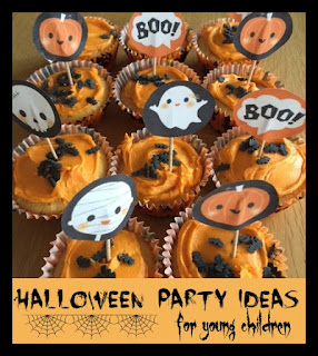 Halloween party ideas for children