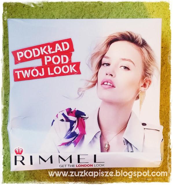 Rimmel- podkład pod Twój LOOK