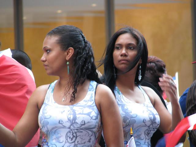 mujeres mulatas caribenas
