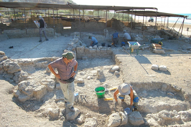 Archaeologists uncover new economic history of ancient Rome