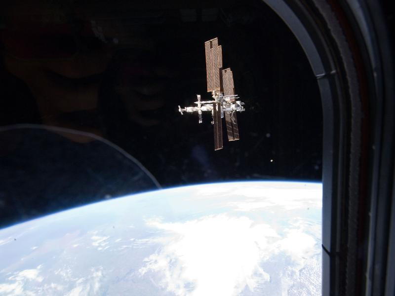 international space station from earth to current transportation - photo #4