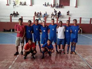 Ginásio Mario Covas sedia finais do Futsal de Base neste domingo, 20/05