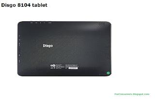 Disgo 8104 tablet