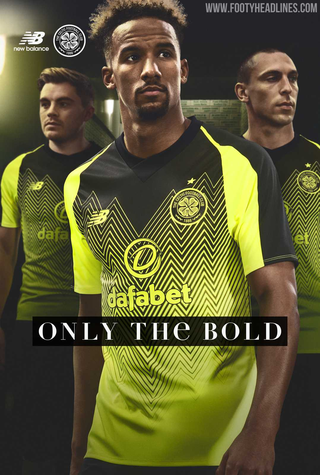 6c3c8b2b7 Celtic 18-19 Third Kit Revealed - Footy Headlines