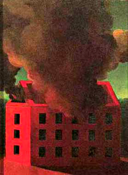Pintura: ROBERTO AIZENBERG