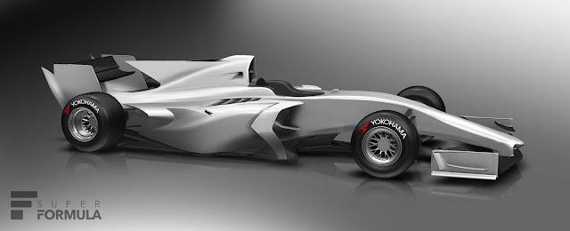 2017 Dallara SF19 - #Dallara #motorsport