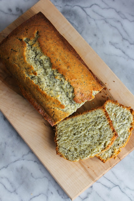 Lemon Poppy Seed Bread | The Chef Next Door
