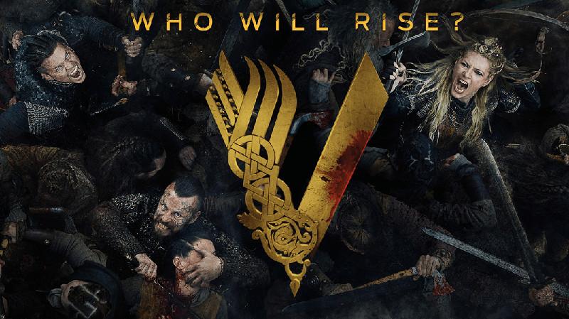 Vikings - 5ª Temporada [Dublado - DOWNLOAD]