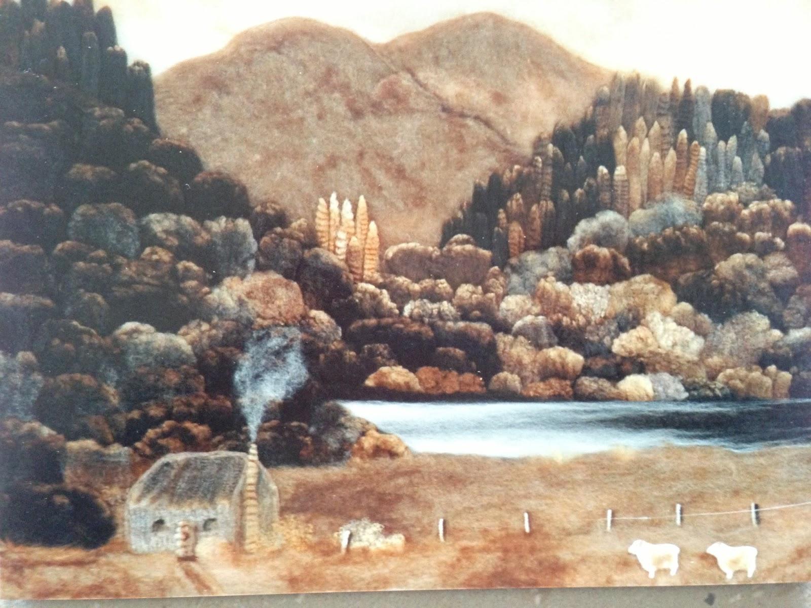 Image Wool Artist NZ Sheep