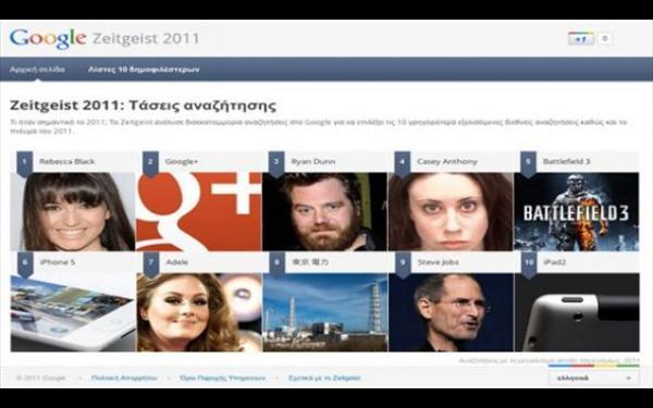 Δείτε τους πιο δημοφιλείς όρους αναζήτησης της Google! a472468debb