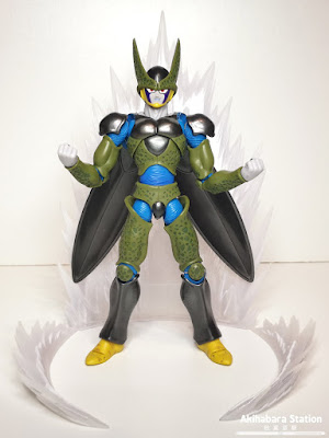 S.H.Figuarts Perfect Cell Event Exclusive Color Edition de Dragon Ball Z - Tamashii Nations