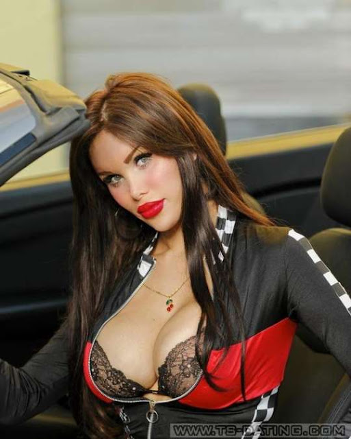 Alexander recommends Gia transsexual