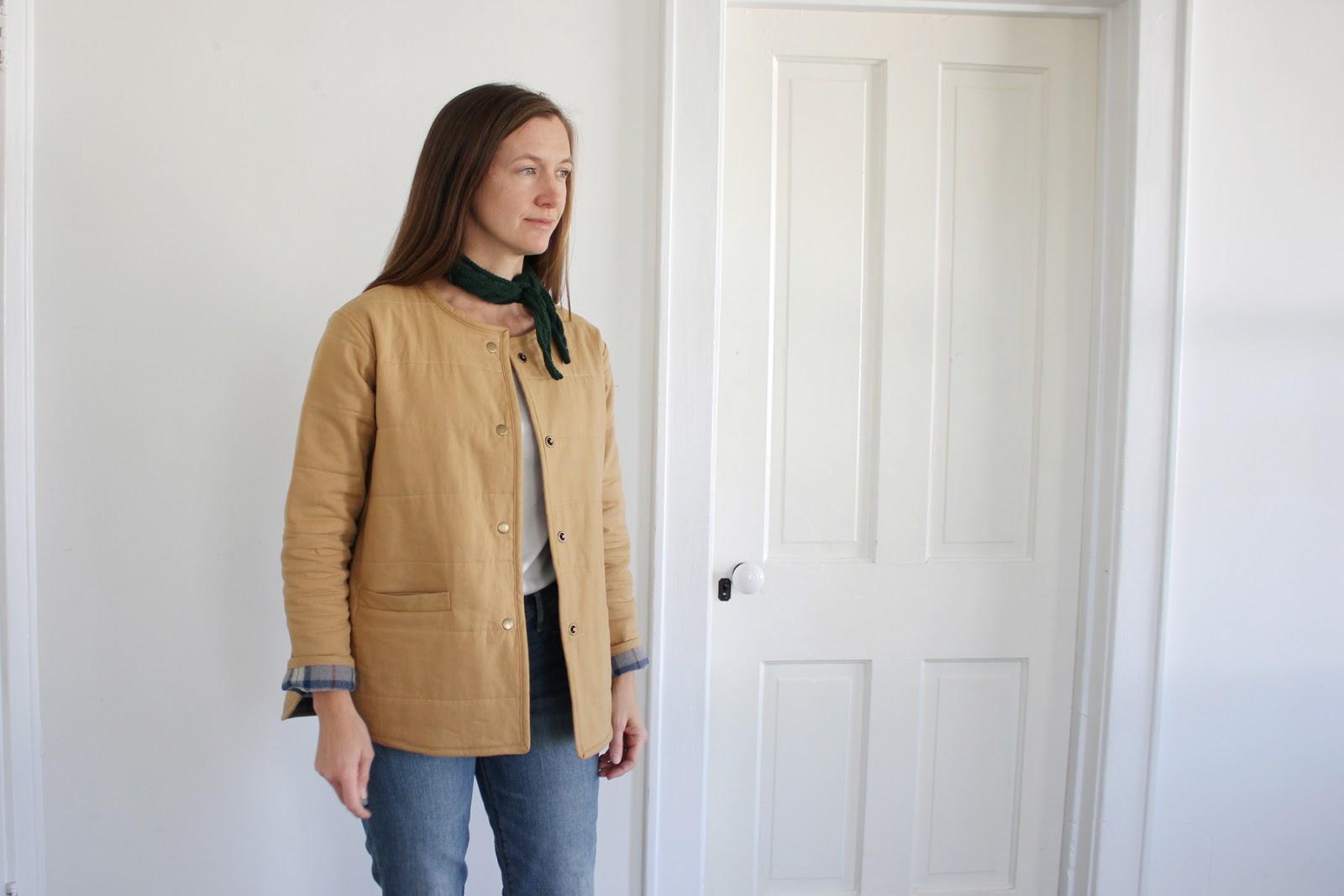 359f90c4c26e04 SweetKM  Indiesew Fall Winter   Grainline Studio Tamarack Jacket