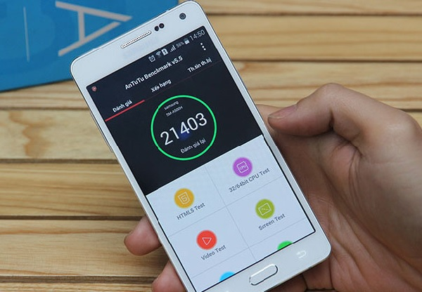 Thay màn hình Galaxy A5 uy tín chất lượng