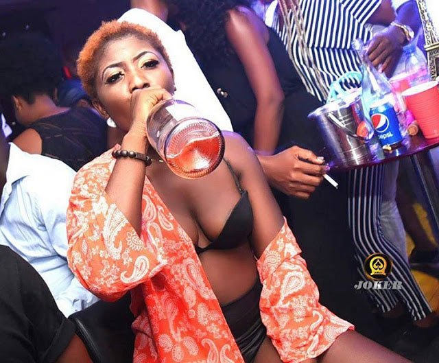 People rip into Nigerian girl for dressing to club like this