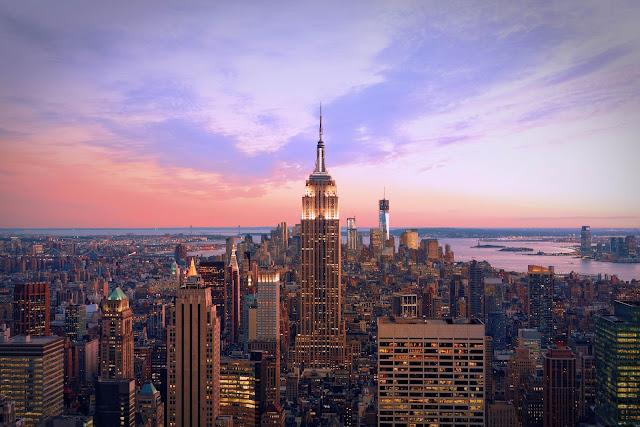 Una de las ciudades más visitadas de todo el mundo.
