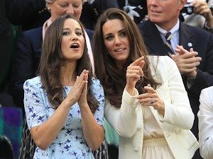 Pippa Middleton furious against a fake Twitter account