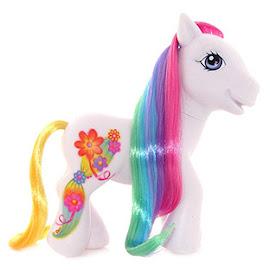 My Little Pony Jade Garden Cutie Cascade G3 Pony