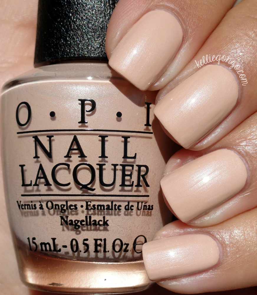 OPI Pale To The Chief