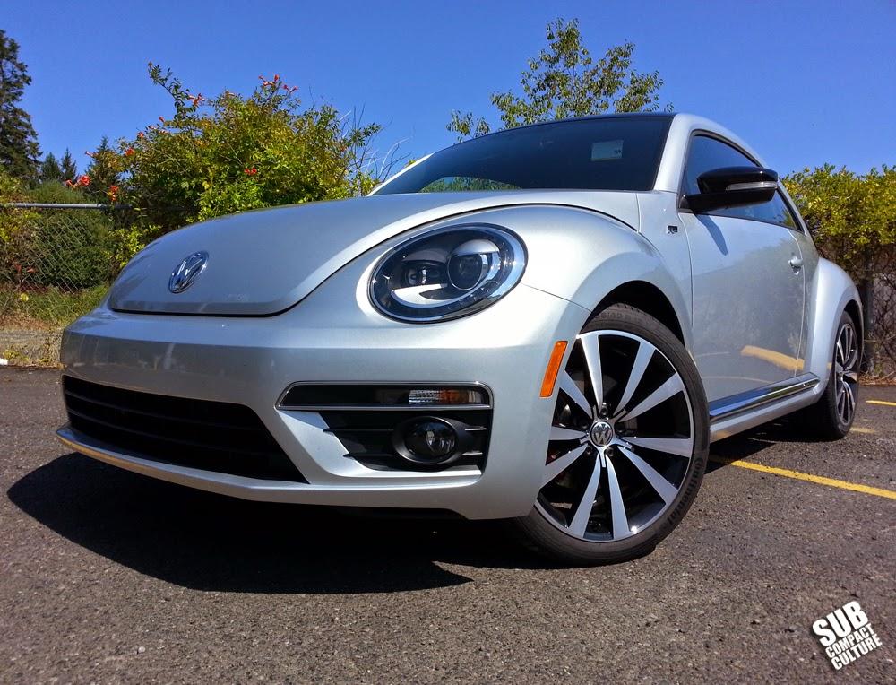 Review 2017 Volkswagen Beetle R Line