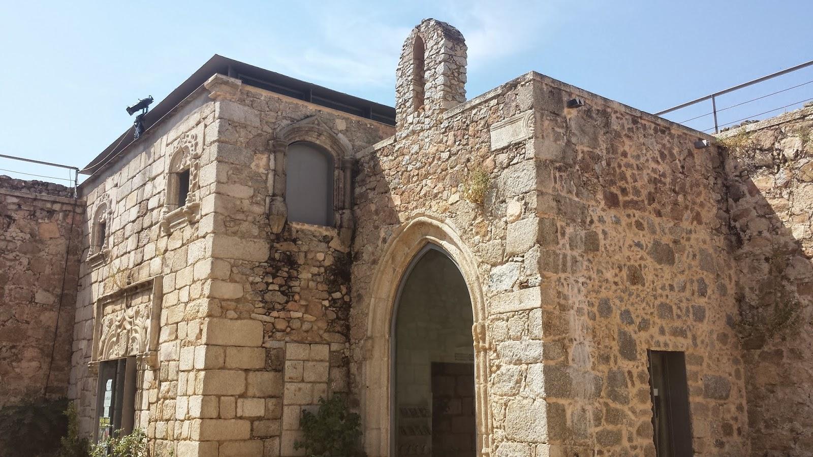castillos abandonados españa