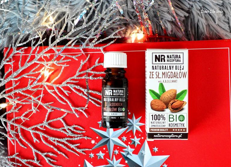 Natura Receptura Naturalny Olej ze Słodkich Migdałów