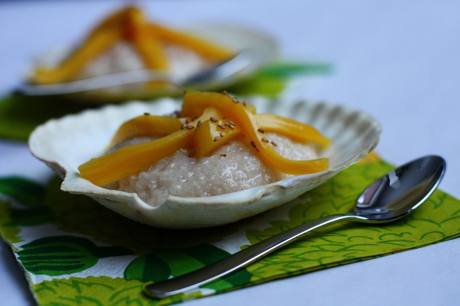 jackfruit sticky rice jälkiruoka mallaspulla thaimaa aasia jakkihedelmä