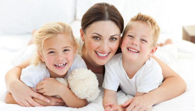 Ikuti Tujuh Tips Berikut Ini Bila Ingin Jadi Ibu Terbaik